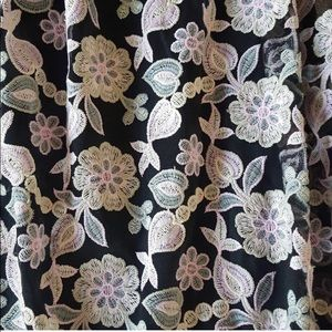 ASOS Petite Dresses - Embroidered maxi dress